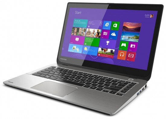 Toshiba Satellite E45t