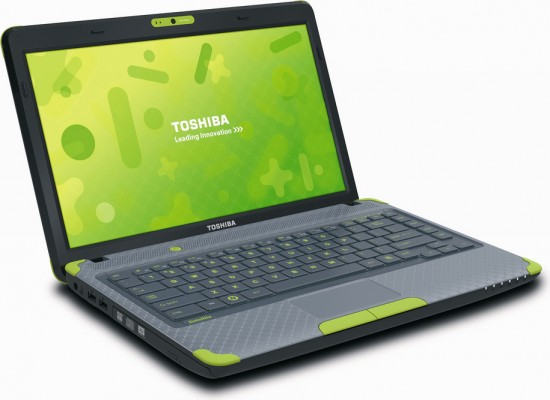 Toshiba Satellite L635 Kids' PC